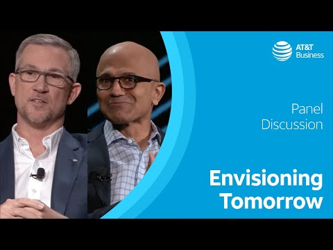 Envisioning Tomorrow – 2019 AT&T Business Summit