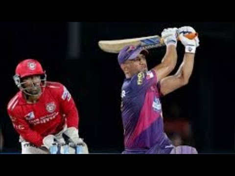IPL 2016 | Rising Pune Supergiants vs Kings XI Punjab | MS Dhoni Helps Pune Beat Punjab By 4 Wickets