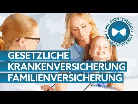 Familienversicherung (Gesetzliche Krankenversicherung) - Tipps Von MR.MONEYPENNY