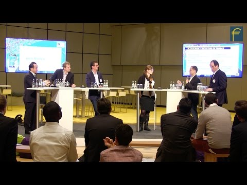 EURO FINANCE TECH 2015 -  Blockchain: The Future of Finance