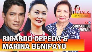 Ricardo Cepeda and Marina Benipayo: Pinagtagpo sa mundo ng pagmu-modelo || #TTWAA Ep. 22