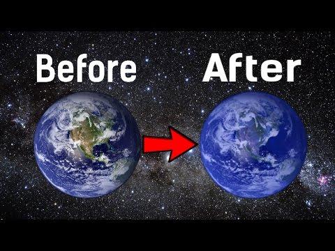 Lets flood the Earth! Universe Sandbox 2
