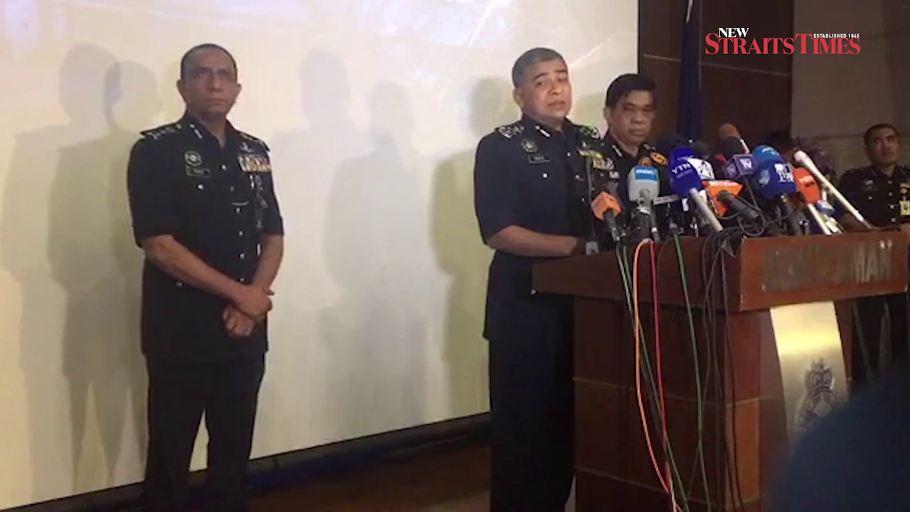 IGP refutes reports Jong-nam's son has already ID-ed remains