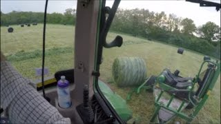 Wrapping Bales