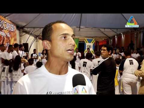 Corredor Cultural sedia a quarta edição do Encontro Nacional de Capoeira