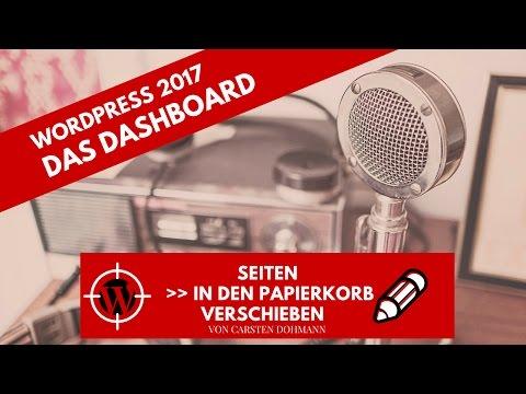 wordpress-2017---dashboard-seiten-in-den-papierkorb-verschieben