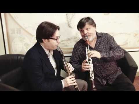 KLEZMER BIRTHDAY!! with Corrado Giuffredi & Jose Franch-Ballester