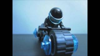 LEGO TRON: [Light Cycle Formation]