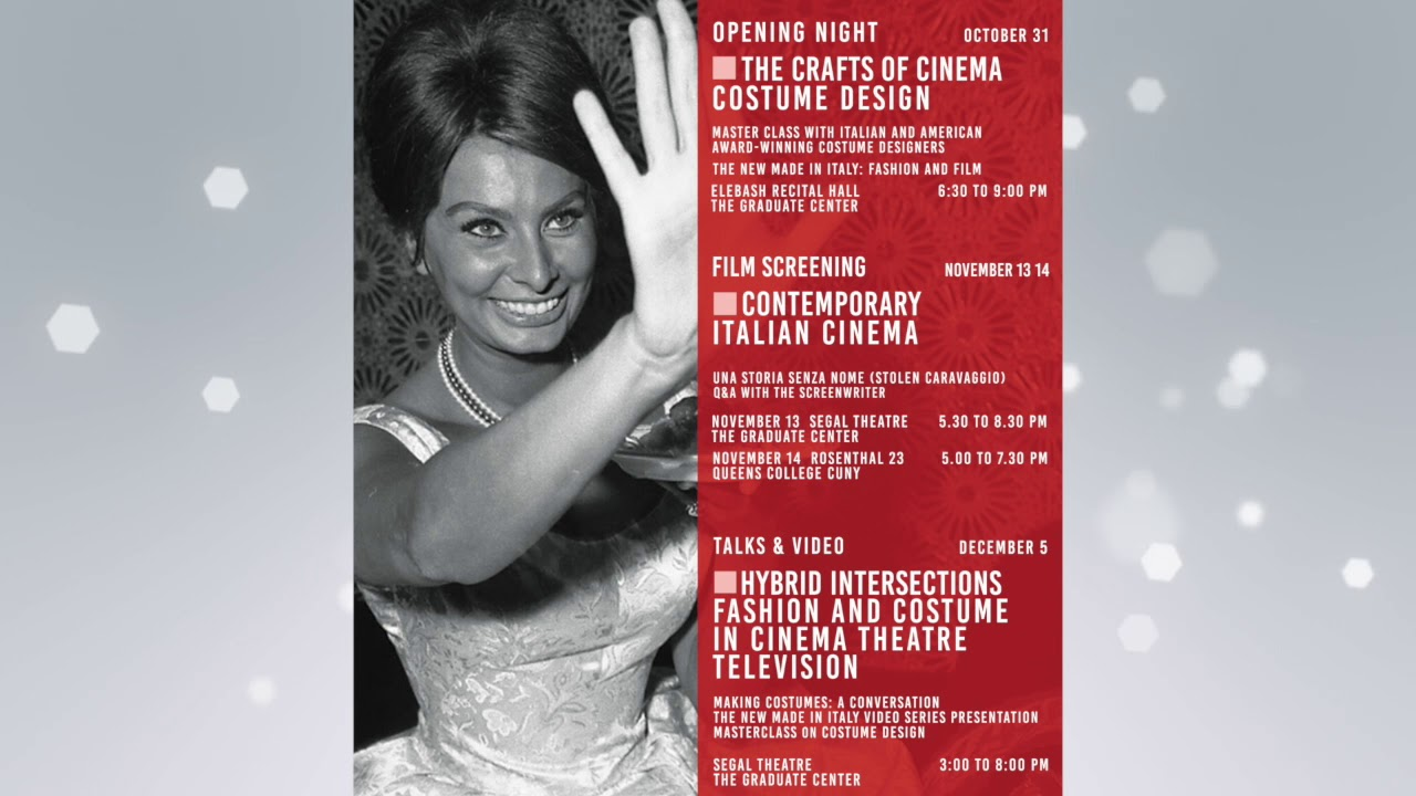 Italian Cinema Cuny
