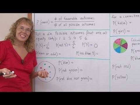 Probability - Beginner Lesson