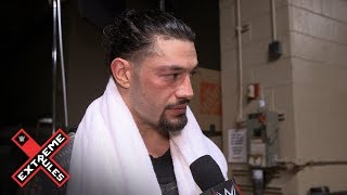 Roman Reigns talks about his big week ending at WWE Extreme Rules: WWE Exclusive, July 14, 2019