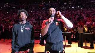 Dwyane Wade's Speech - Final Regular Season Home Game | April 9, 2019 | 2018-19 NBA Season