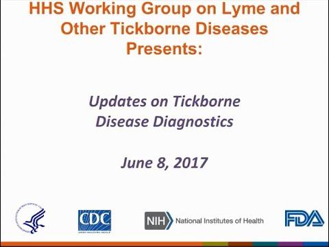 Updates on Tickborne Disease Diagnostics