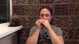 Умная гарнитура TOKK и обучение игре на губной гармошке