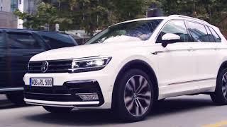 Новий  Volkswagen Tiguan. Насолоджуйтесь реальністю