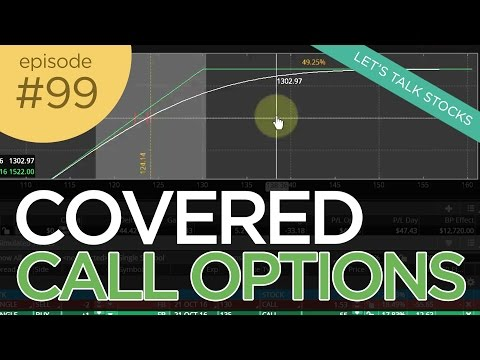 Ep 99: Trading Covered Call Options with Stocks You Own
