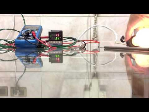 C100 temperature controller sensor select | Doovi