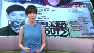 Sự thật BTV không mặc áo ngực lộ hàng trên sóng truyền hình