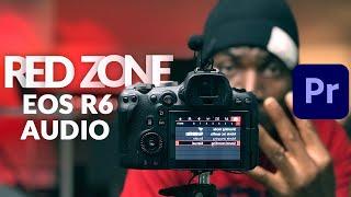 Best Canon EOS R6 Audio Settin…