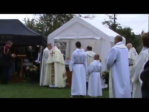 The Parish's of Sligo Town, Ireland - Corpus Christi Procession 2011