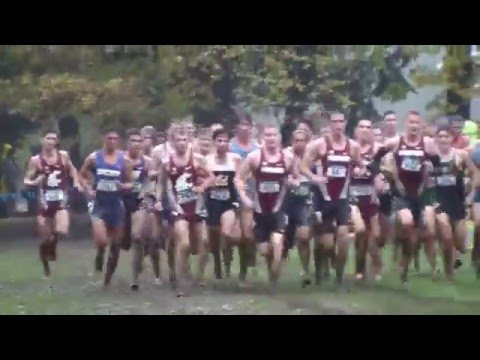 NCAA Division I West Region Cross Country Championships 2015 Seattle, WA