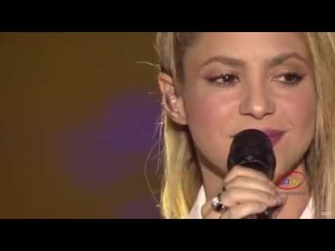Chris Martin ft Shakira - Yellow