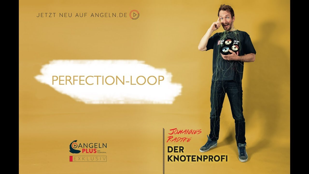 Perfection-Loop | Knotenkunde - YouTube