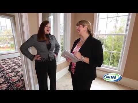 TIMELESS INTERIORS | 4 York Drive, Berkeley Hall | February 2015 | Only on WHHI-TV