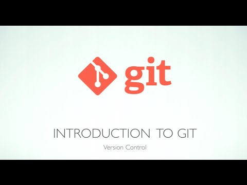 Intro to GIT