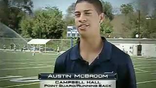 Austin Mcbroom FSN Interview