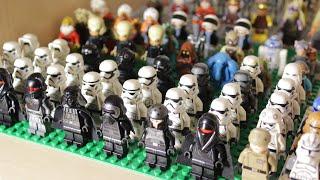VLOG: Минифигурки Star Wars (Brick Live #35)