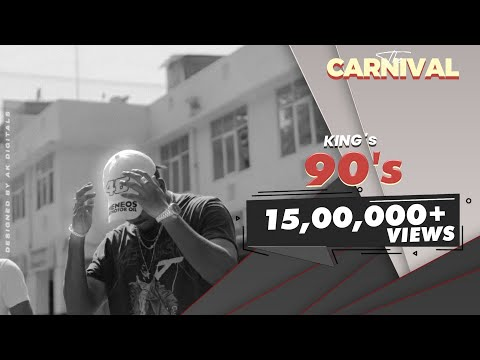 King - 90s | The Carnival | Prod. by Shahbeats | Latest Hit Songs 2020