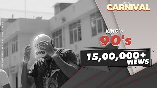 Gambar cover King - 90s | The Carnival | Prod. by Shahbeats | Latest Hit Songs 2020