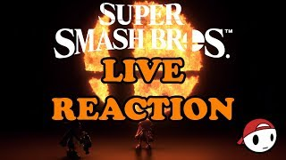 Smash Switch Reveal - Live Reaction