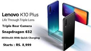 Lenovo K10 Plus - Tips and Tricks