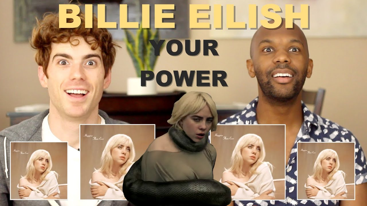 Billie Eilish - Your Power - Reaction/Review!