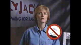 SkyJack Informative Scissor Training