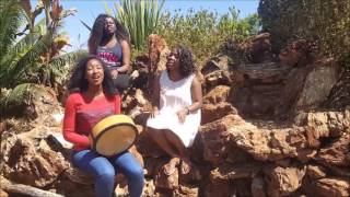 """Us Two covering """"Iwai Nesu"""" by Chiwoniso Maraire."""