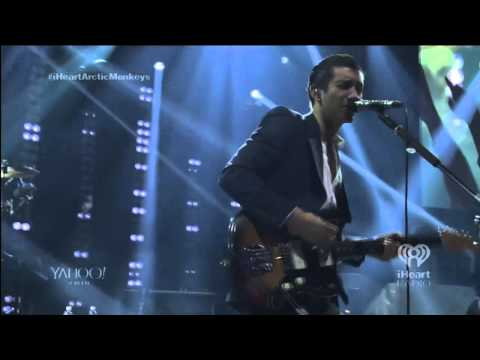 Arctic Monkeys - IHeartRadio - Fluorescent Adolescent