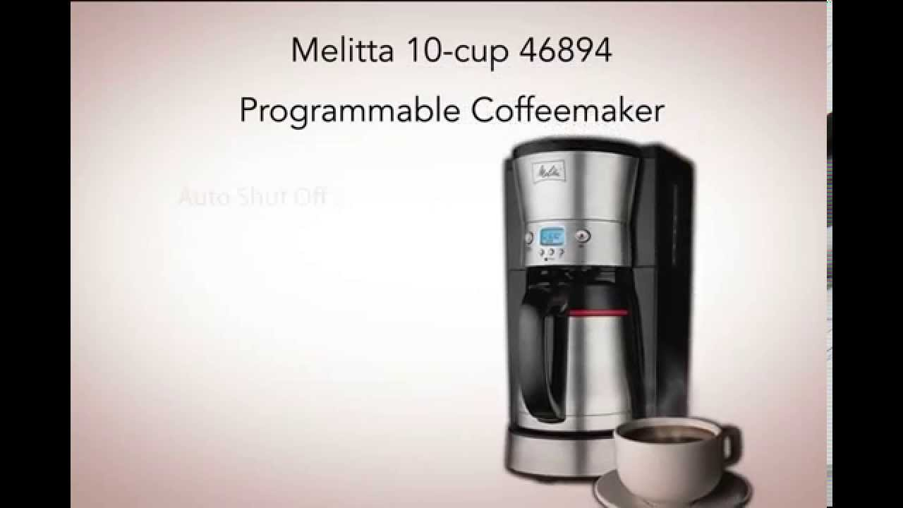 melitta 10 cup best drip coffee maker guide