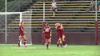 SCU Women's Soccer vs. University of Maryland 9/06/2013 Game Highlights