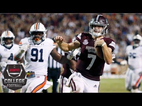 Auburn Sports - Auburn 9    Mississippi State 23  | Recap & Highlights