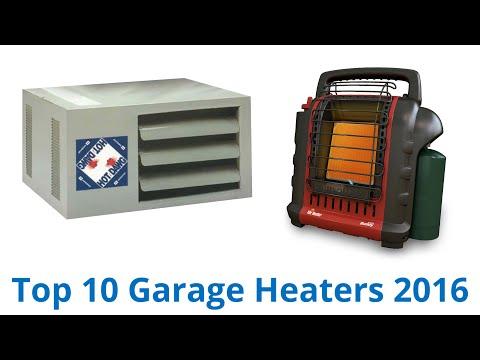 10 Best Garage Heaters 2016