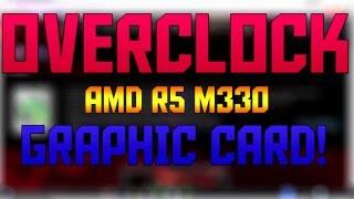 Amd Radeon R5 M330 | Asdela