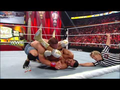 John Cena vs. Alberto Del Rio: Night of Champions 2011