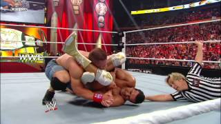 John Cena vs. Alberto Del Rio: Night of Champions 2011