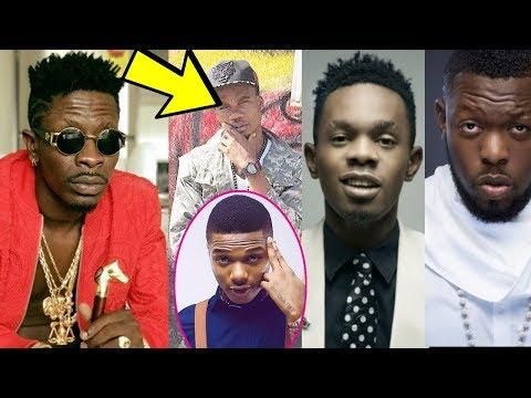Popular Nigerian Artiste Dropped A Diss Track On SHATTA WALE For Dissing WIZKID,TIMAYA & PATORANKING