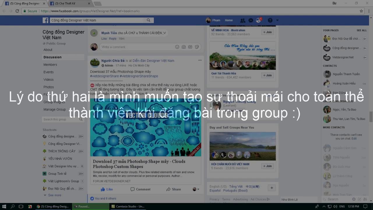 Lý do không nên bật chế độ duyệt bài trên group Facebook?