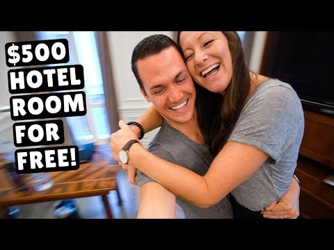 Singapore is one of our favorite cities in the world, so we were excited to have a 24 hour layover here in a FREE HOTEL! Learn more on Nate's post: 9 Hotel ...