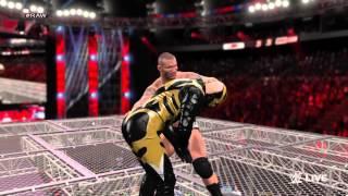 WWE 2K15 - Lets Break Hell in a Cell!!!